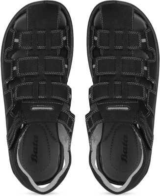 f04b913707b Black Sandals - Buy Black Sandals Online For Men At Best Prices In ...