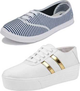 128aa0784 Canvas Shoes - Buy Canvas Shoes Online For Women At Best Prices In ...