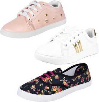71b89038eb8 Women s Sneakers - Buy Sneakers For Women   Girls Online At Best Prices in  India - Flipkart