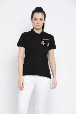 f2f27cb8357 Women T-Shirts - Buy Polos & T-Shirts for Women Online at Best Prices In  India | Flipkart.com
