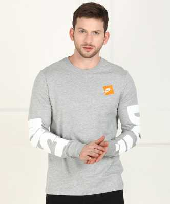fded6ca5 Nike Tshirts - Buy Nike Tshirts @Upto 40%Off Online at Best Prices In India  | Flipkart.com