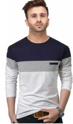 b05bc819060f Full sleeve Mens T-Shirts online at Flipkart.com