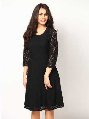 a5917e50597 Lace Dress - Buy Lace Dresses Online at Best Prices In India ...