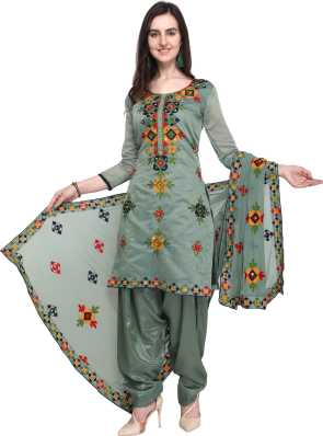 31551be607 Dress Materials - Buy Churidar/Chudidar Materials Online for Women ...