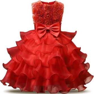 caddbf5a062 Birthday Dresses - Buy Birthday Dresses For Girls online at Best Prices in  India