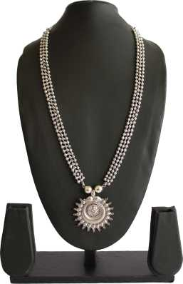 f8568110401 Silver Necklaces - Buy Silver Necklaces online at Best Prices in India    Flipkart.com