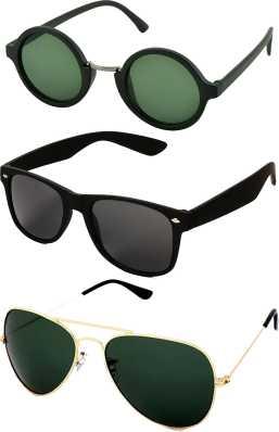 1a03d1e3bc Aventus Sunglasses - Buy Aventus Sunglasses Online at Best Prices in ...