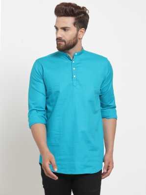 a6e761f65ce8 Kurtas for Men - Buy Mens Kurtas Pajamas Online