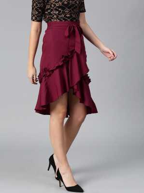 efbb3f1b11c7 Mini Skirts - Buy Mini Skirts   Short Skirts Online at Best Prices ...