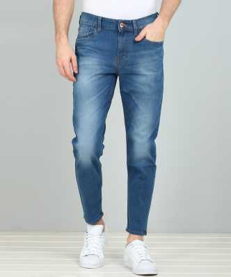 24c7b3484 Jeans for Men - Buy Stylish Men s Jeans Online at Low prices