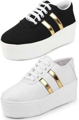 9ebe91715a5 Women s Sneakers - Buy Sneakers For Women   Girls Online At Best Prices in  India - Flipkart