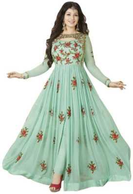 a3d342fb050 Green Gowns - Buy Green Gowns Online at Best Prices In India ...