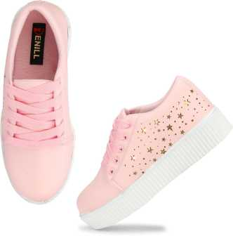 5fa9063fa71e Pink Shoes - Buy Pink Shoes online at Best Prices in India ...