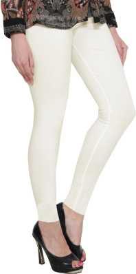 f172df62738e72 Ankle Length Leggings Ethnic Bottoms - Buy Ankle Length Leggings ...