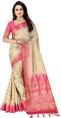 39a68ae39adb73 Kanjivaram Silk Sarees - Buy Kanjivaram Silk Sarees online at Best ...