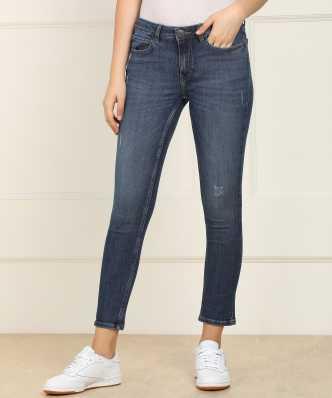 486e2f36c1959 Ankle Length Jeans - Buy Ankle Jeans online at best prices - Flipkart.com