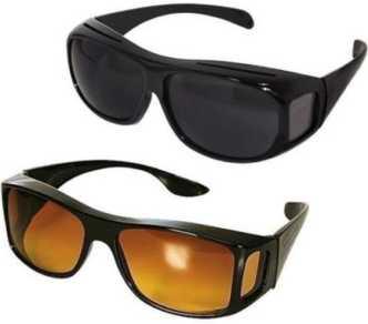3aef3b6fda Anti Glare Glasses - Buy Anti Glare Glasses online at Best Prices in ...