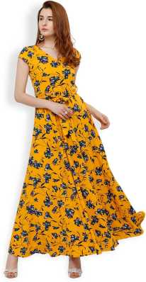 d2155b220 Yellow Dresses - Buy Yellow Dresses For Women Online at Best Prices ...