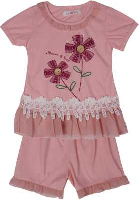 bac05ba0bb Night Suits For Girls - Buy Girls Night Suits Online At Best Prices In India  - Flipkart.com