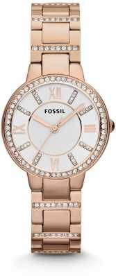 f8bacff9cec Fossil Rose Gold Watches - Buy Fossil Rose Gold Watches online at ...