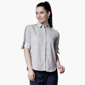 Womens Formal Shirts Buy Womens Formal Shirts Online At Best Prices In India Flipkart Com
