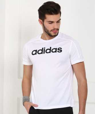 5ae9a9ebbdf Adidas T shirts for Men and Women - Buy Adidas T shirts Online at India s Best  Online Shopping Store