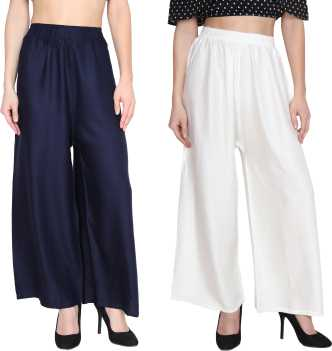 Palazzo Pants Buy Palazzo Pants Online At Best Prices In India