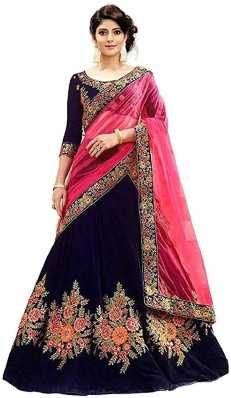 0e89ecf7b4a6e0 Party Wear Lehenga - Buy Party Wear Lehenga online at Best Prices in ...