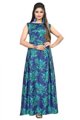 e60d6b749d5 Green Gowns - Buy Green Gowns Online at Best Prices In India ...