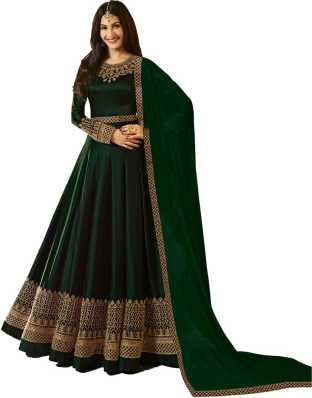 08805c9e4 Green Gowns - Buy Green Gowns Online at Best Prices In India ...