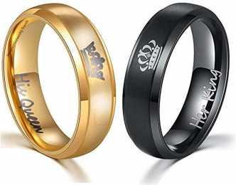 71d19b975721e Platinum Rings For Men - Buy Platinum Rings For Men online At Best ...