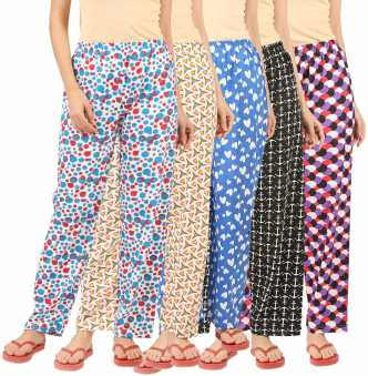 7ee0d566da Pyjamas & Lounge Pants - Buy Pajamas for Women / Pajama Pants Online at  Best Prices in India | Flipkart.com