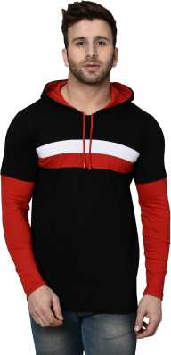 642ac0601 Hooded Tshirts - Buy Mens Hoodied Jackets Online at Best Prices in ...