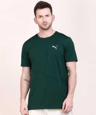 dac1557d Puma Men's T-Shirts Online at Flipkart.com