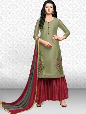 69a7cfa9596 Sharara Suits - Buy Sharara Suits online at Best Prices in India ...