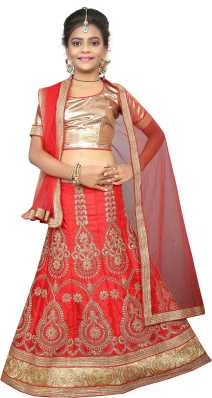 d68079d3e8650 Lehenga Cholis for Girls - Buy Girls Lehenga Cholis Online In India ...