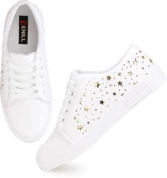 06596a8e098 White Sneakers - Buy White Sneakers online at Best Prices in India ...