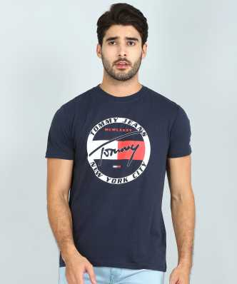 05974e67 Tommy Hilfiger Tshirts - Buy Tommy Hilfiger Tshirts Online at Best ...