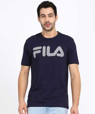e900d8b29f311 Fila Tshirts - Buy Fila Tshirts Online at Best Prices In India ...