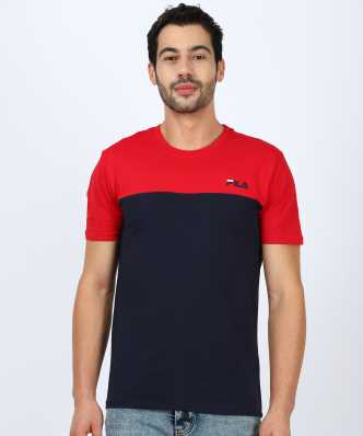 a0e2e2ee47 Fila Tshirts - Buy Fila Tshirts Online at Best Prices In India   Flipkart .com