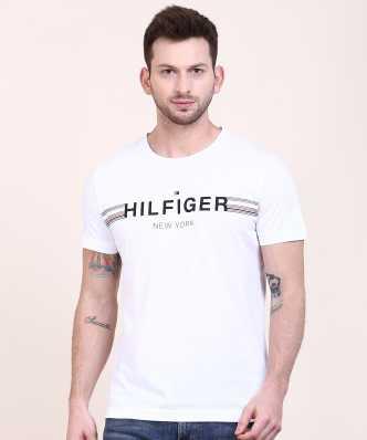 7d9ef3ff Tommy Hilfiger Tshirts - Buy Tommy Hilfiger Tshirts Online at Best ...