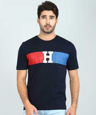 0ddd2c5ce Tommy Hilfiger Tshirts - Buy Tommy Hilfiger Tshirts Online at Best Prices  In India | Flipkart.com