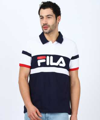7f6874c977d Fila Tshirts - Buy Fila Tshirts Online at Best Prices In India ...