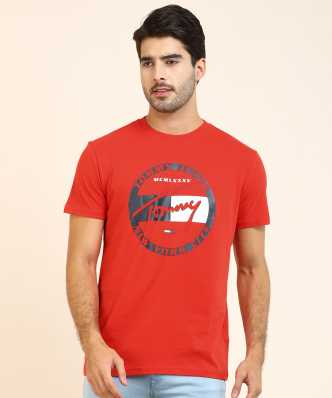 54922c11 Tommy Hilfiger Tshirts - Buy Tommy Hilfiger Tshirts Online at Best ...