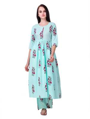 e9d58d35d Kurta And Palazzo Set Ethnic Sets - Buy Kurta And Palazzo Set Ethnic ...