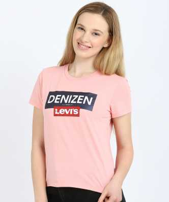 f6320b257f0b Women T-Shirts - Buy Polos   T-Shirts for Women Online at Best Prices In  India