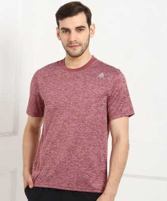 42b263f5 Reebok Tshirts - Buy Reebok Tshirts @Min 40% Off Online at Best ...