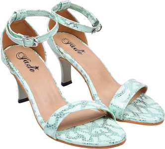 3b29f01761 Ankle Straps Heels - Buy Ankle Straps Heels Online at Best Prices In ...