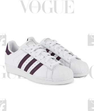f57f0f07e Adidas White Sneakers - Buy Adidas White Sneakers online at Best ...