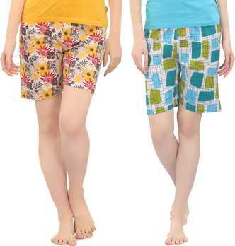 5465ec5cbe7 Women Shorts - Buy Ladies Shorts, Denim Shorts & Hotpants Online ...